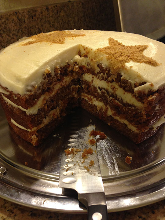 2016-01-01 Carrot Cake Cut
