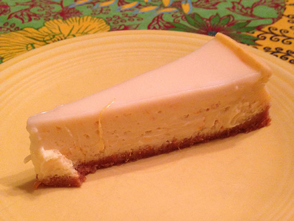 2016-01-15 Meyer Lemon Cheesecake