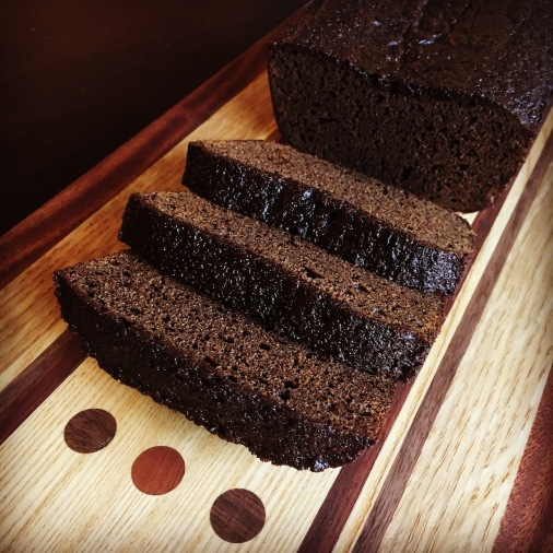 Blackstrap Molasses Gingerbread Loaf