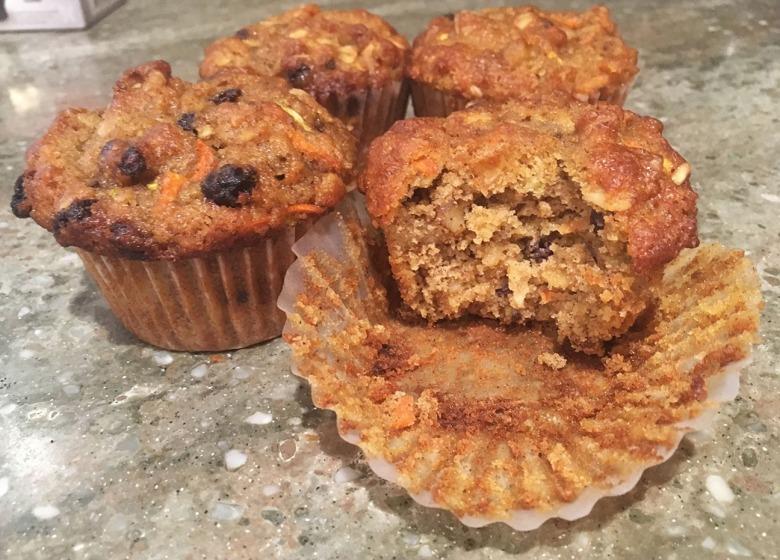 Easy Gluten-free Breakfast Muffins